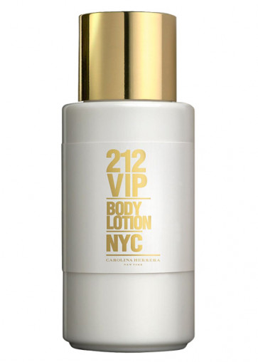 Carolina Herrera 212 VIP Banyo ve Dus Jeli 200ml
