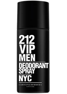 Carolina Herrera 212 Vip Men Deodorant Spray