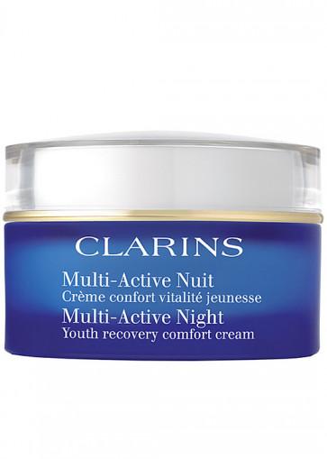 Clarins Multi Active Night Comfort Cream  50ml