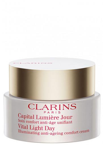 Clarins Vital Light Günlük Krem 50ml