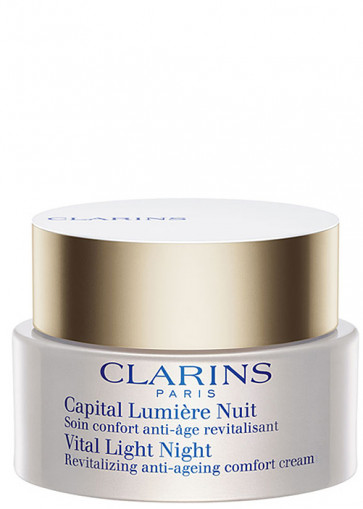 Clarins Vital Light Gece Kremi 50ml