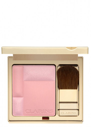 Clarins Blush Compact 01 Lovely Rose