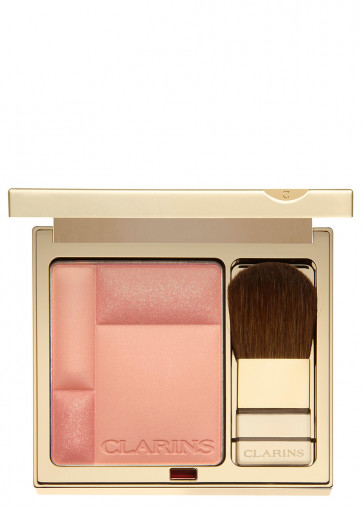 Clarins Blush Compact 02 Soft Peach
