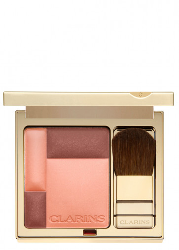 Clarins Blush Compact 04 Sunset Coral