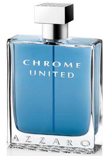 Azzaro Chrome United EDT Erkek Parfum 100 ml