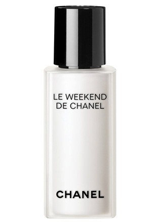 Chanel Le Weekend De Chanel Mat Transparent Airless / Weekly Renewing Face Care 50 ml