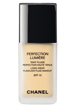 Chanel Perfection Lumiere Long-Wear Flawless Fluid Makeup SPF 15 Beige 25