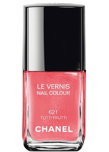Chanel Nail Polish Tutti Frutti