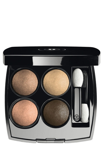 Chanel Les 4 Ombres 214 Tisse Mademoiselle