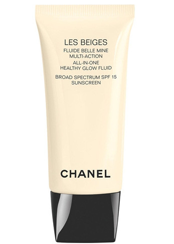 Chanel Les Beiges Fluide Belle Mine N 20
