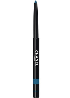 Chanel Stylo Yeux Waterproof 909 Bleu Metallique