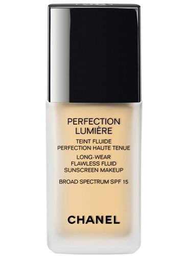 Chanel Perfection Lumiere Long-Wear Flawless Fluid Makeup SPF 15 Beige 30