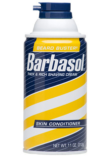 Barbasol Thick & Rich Shaving Cream Skin Conditioner  312 gr