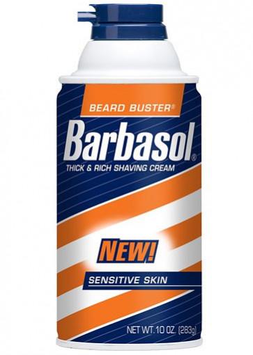 Barbasol Thick Rich Shaving Cream Sensitive 312 gr