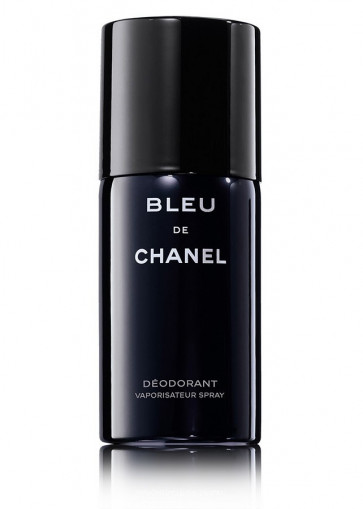 chanel blue de chanel pour homme deo spray 100ml