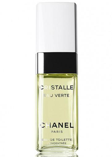 Chanel Cristalle Eau Verte Pour Femme EDT Bayan Parfum 100ml