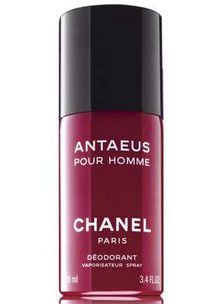 Chanel Antaeus Pour Homme Deodorant Vapo 100 ml