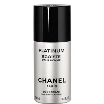 Chanel Egoiste Platinium Deodorant Vapo 100ml