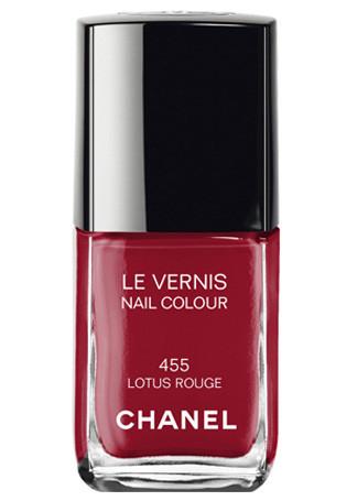 Chanel Le Vernis 455 Lotus Rouge 455 Lotus Rouge