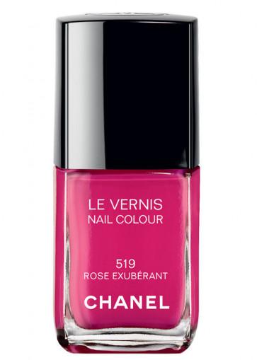 Chanel Le Vernis Rose Exubrant 519