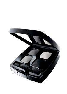 Chanel Les 4 Ombres  93 Noir Gris Blanc