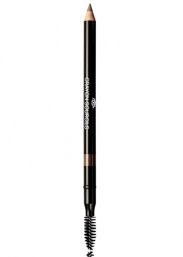 Chanel Crayon Sourcils Eye Brow Pencil  40 Brun Cendre