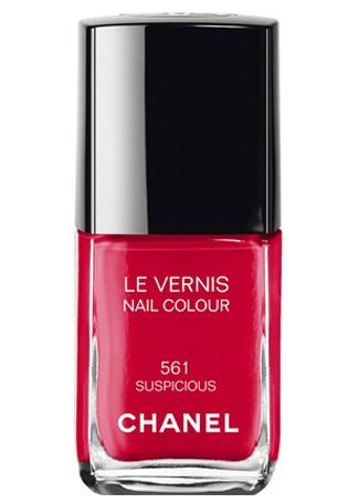 Chanel Le Vernis 561 Suspicious