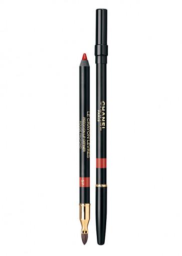 Chanel Le Crayon Levres 57 Rouge Profond