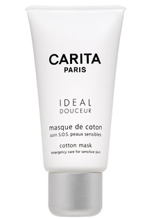 Carita Cotton Mask Emergency Care for Sensitive Skin 50ml