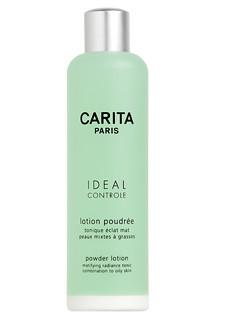 Carita Powder Lotion Matifying Radiance Tonic Combination to Oily Skin 200ml