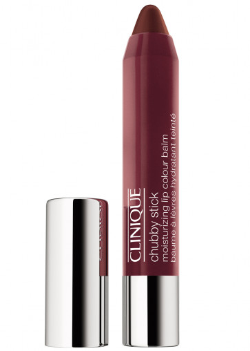 Clinique Chubby Stick Moisturizing Lip Colour Balm Richer Raisin