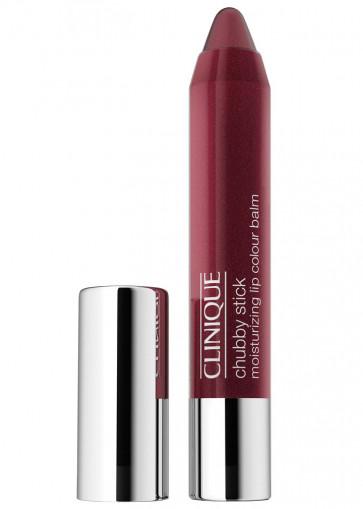 Clinique Chubby Stick Moisturizing Lip Colour Balm Fuller Fig