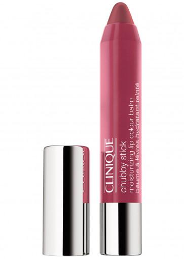 Clinique Chubby Stick Mousturizing Lip Colour Balm Super Strawberry