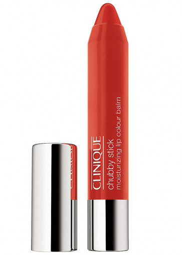 Clinique Chubby Stick Moisturizing Lip Colour Balm Oversized Orange